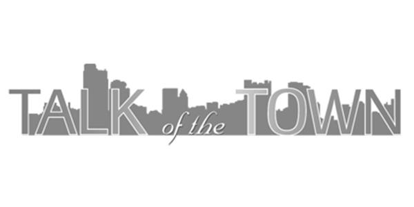 atlanta press talk of the town logo